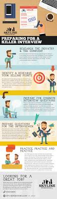 job interview preparation infographic interview infographic