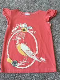 Magpie And Mable Bird Top And Skirt