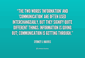 Communication Quotes For Life. QuotesGram via Relatably.com