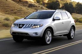 2009 nissan murano tire size 2009 nissan murano review top speed