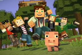 minecraft is coming to but it s not exactly a video game