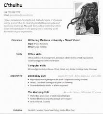 Example Of Resume Australia Examples Resumes With Sample In