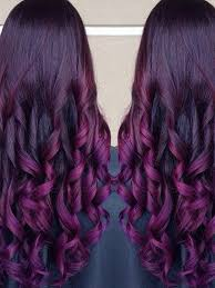 Violet Purple Hair Color And Formulas