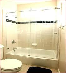 kohler frameless shower doors exotic bathtub the best of home depot design ideas on throughout