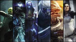 46+] Mass Effect HD Wallpapers on ...