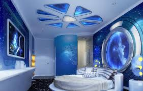 space themed room outer space bedroom