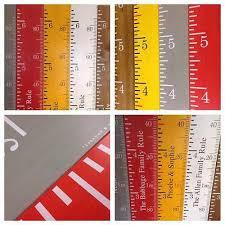Wooden Height Chart Handmade Wooden Height Chart Ruler 45 00 Picclick Uk