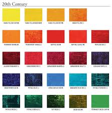 Mineral And Modern Colors Painters Access To Color