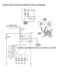 diy fix on your own honda prelude b20a distributor circuit diagram honda prelude b20a distributor circuit diagram