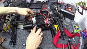 Ремонт БК мотора - замена подшипников! Выставляем зазор и ...