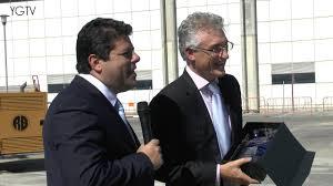 YGTV Gibraltar News Video: Picardo Breaks Ground at World Trade ...