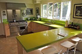 green countertops kitchen photos countertop options