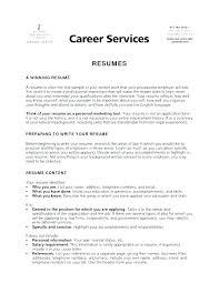 Good Resume Titles