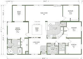 Single Wide Mobile Home Floor Plans 2 Bedroom 17 Best Ideas About Mobile Home Floor Plans On Pinterest Modular