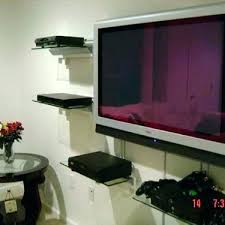 Floating Wall Shelves For Dvd Player