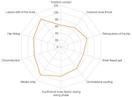 Clinical Oriented Three Dimensional Gait Analysis Method For