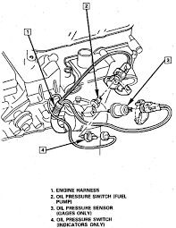 1z982 oil pressure switch locatedfor 88 chevy s10 on 2012 chevy malibu engine diagram