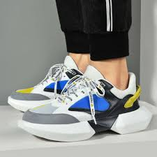 <b>Men's</b> Trainers <b>Men's Casual</b> Sneakers Sports Running Shoes ...