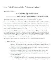 Partnership Agreement Between Companies Percentage Partnership Agreement Template And Free Business