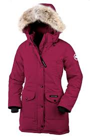 Canada Goose Dame Trillium Parka Berry,canada goose freestyle  vest,København shopping