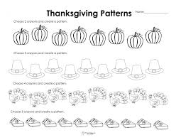 Thanksgiving Math Worksheets First Grade For Graders Free 1st ...