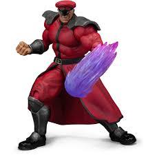street fighter v m bison 112 action figure storm collectibles