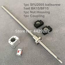 Online Shop Free shipping <b>CNC Ballscrew Set</b> : 20MM Ball screw ...