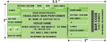 Event Ticket Printing Software Ticket Printing Event Ticket Printing By Freshtix Ticket Printing