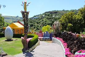the giant s house garden in summer