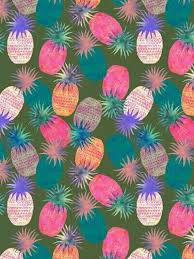 colorful pineapple background. background, backgrounds, beautiful, color, colorful - image #3865422 by bobbym on favim.com pineapple background p