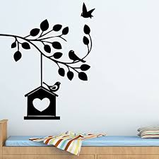 A wide variety of rock cage wall options are available to you, such as metal type, type. Amazon Com Birds Cage Wall Decor Living Room Vinyl Wall Decal Stickers Easy Peel Stick Home Kitchen