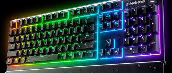 Обзор мембранной <b>игровой клавиатуры SteelSeries Apex</b> 3 ...