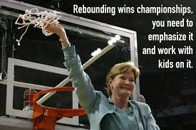 Pat Summitt Quotes Magnificent Pat Summitt Quotes Inspirational Words By UT Head Coach Heavy