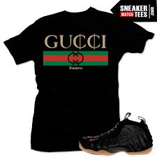 gucci clothing. gucci foamposite t shirts clothing c