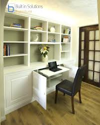 Built In Study Furniture Awesome Built In Office Furniture Ideas On