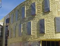 exterior spray foam sealant. closed cell spray foam plays a role in moisture control exterior wall applications sealant