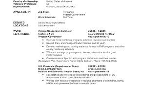Resume For Government Job Usajobs Com Resume Builder Ksa Examples Online Excellent Usa Jobs 22