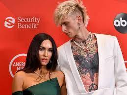 Megan fox and boyfriend machine gun kelly go on double date with avril lavigne and mod sun. Megan Fox And Machine Gun Kelly Relationship Timeline