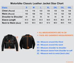 Wilsons Leather Size Chart Leather Coats Jackets Vests For Women For Sale Ebay