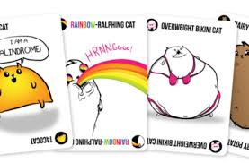 exploding cats. Exellent Exploding Exploding Kittens Kickstarter Sets A Record For Backers Throughout Cats G