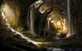 Fantasy Landscapes Wallpapers Group (79+)