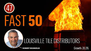 description distribution founded locally 1955 employees 69 website louisville tile