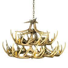 reion antler chandelier moose antler chandelier chandelier glass deer horn moose antler s charlie s senses