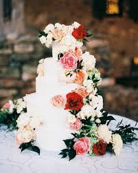 44 Wedding Cakes With Fresh Flowers Martha Stewart Weddings