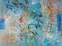 words on paintings 78 best laura wait paintings images on abstract art