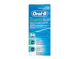 <b>Зубная нить Oral-B</b> Superfloss Нейрософт