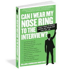Job Interview Books Can I Wear My Nose Ring To The Interview Workman Publishing
