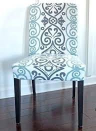upholster a dining chair how to cover diy with sheet craft