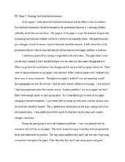 experiential english experiential learning hours through  2 pages fast food ads writers memo
