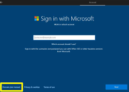 how to setup windows 10 without a